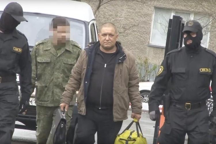 Григорий Терентьев Скриншот: СК России