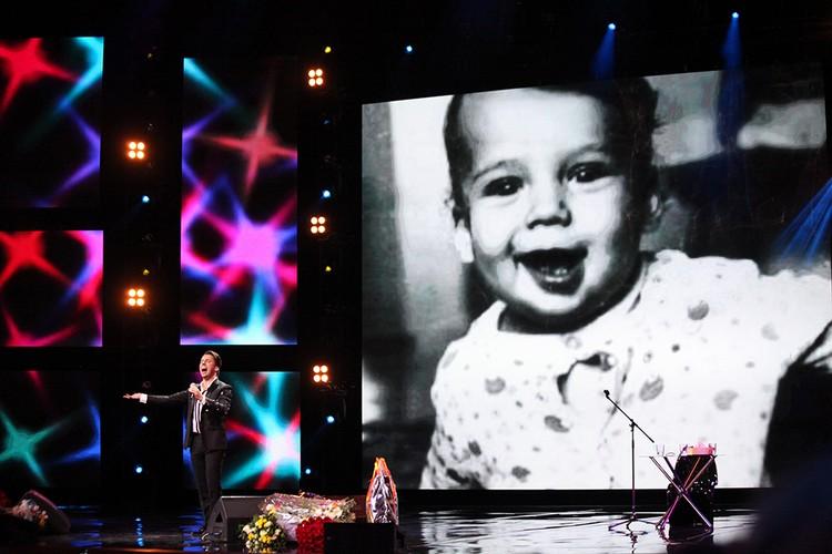 Пугачева познакомилась с Галкиным, когда ему было всего три года