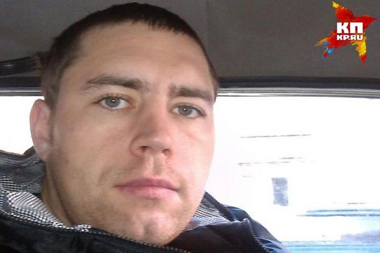 Александр Атанов впервые оказался в тюрьме за угон машины. Фото: личный архив.