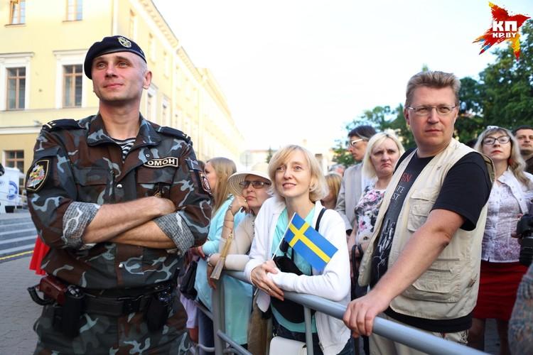 День Швеции в Минске.
