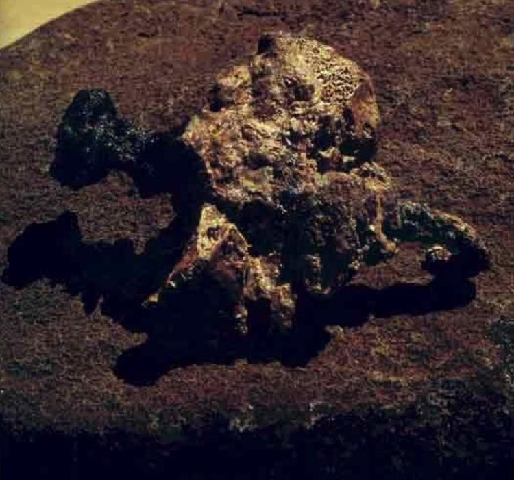Пробитые гвоздем пятки, найденные в Иерусалиме.
