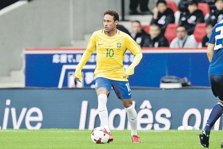 Если бразилец Неймар выиграет ЧМ-2018, он станет на миллион богаче.