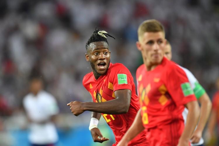 Бельгийцы выиграли на групповом этапе все три свои матча.