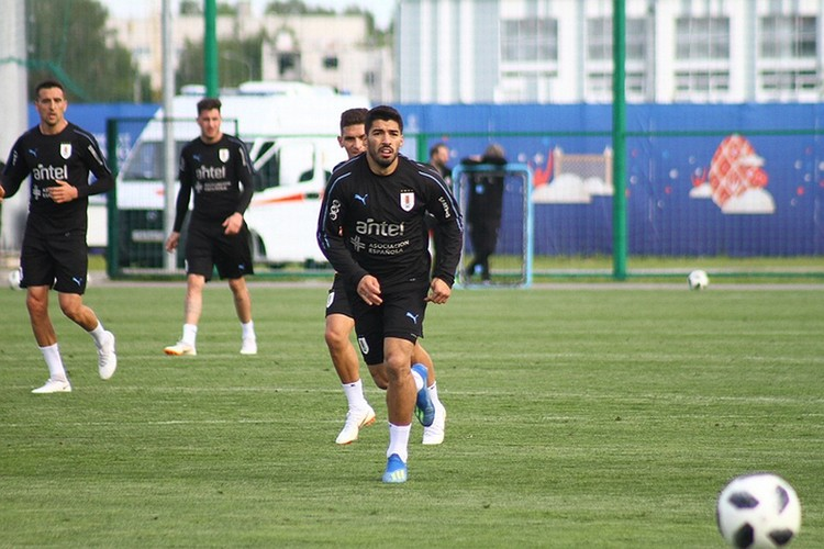 Сборная Уругвая осталась в восторге от тренировочной базы на Бору