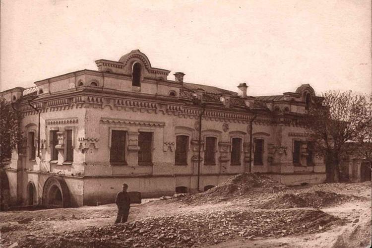 Особняк Ипатьева в Екатеринбурге, где Романовы провели последние дни. Фото: Википедия