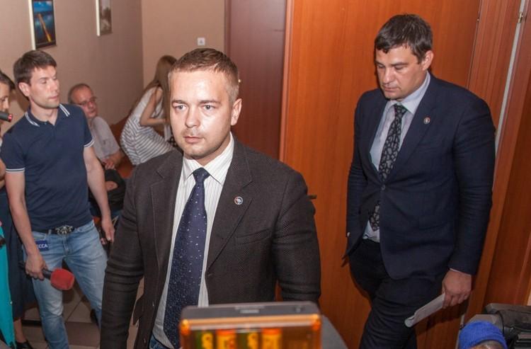 Сергей Ванкевич уверял, что сам является пострадавшим.