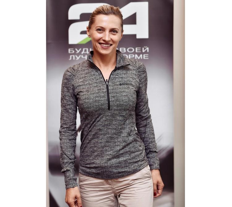 Елена Говорова, легкоатлетка, бронзовый призер Олимпийских игр 2000 года, фитнес-эксперт Herbalife Nutrition в Украине.