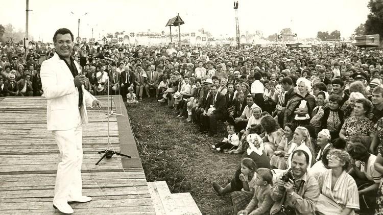 Путь Кобзона на эстраду был не то чтобы совсем легким, но довольно быстрым Фото: Личный архив, пересъемка Комсомольской правды