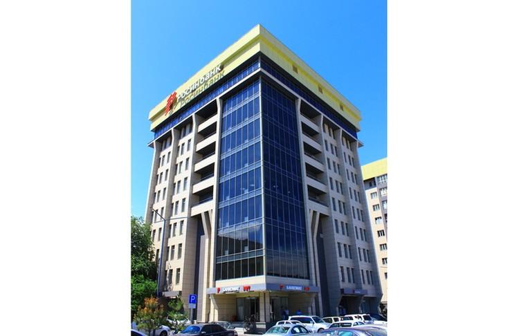 """""""Росинбанк"""" входит в ТОП-10 крупнейших финансовых учреждений Кыргызстана."""