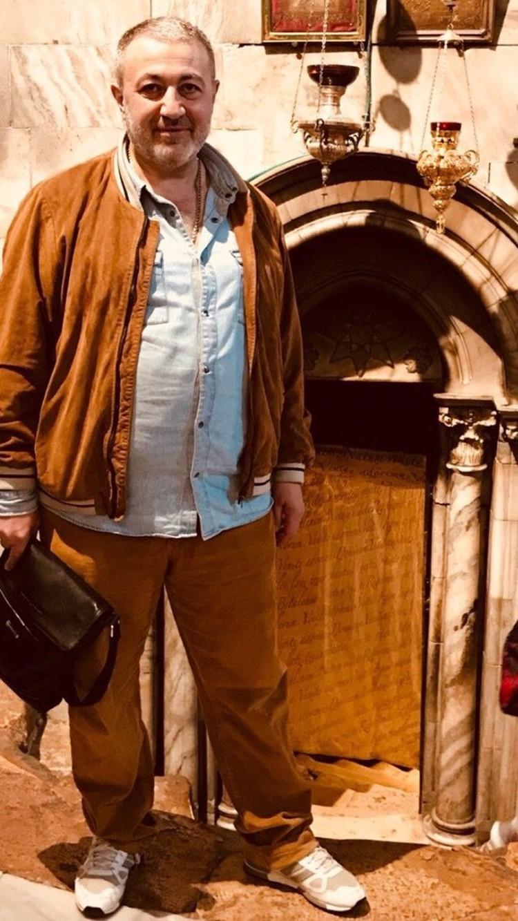 Михаил Хачатурян был глубоко верующим человеком. Фото: Одноклассники