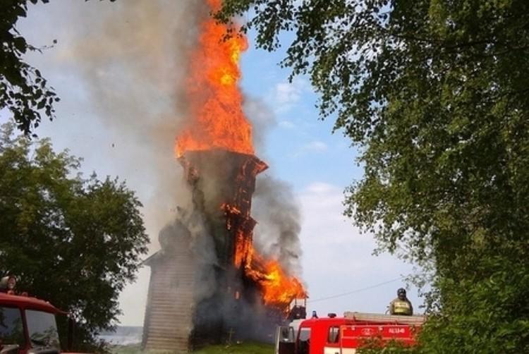 Церковь планируют восстановить Фото: Кондопога#говорит