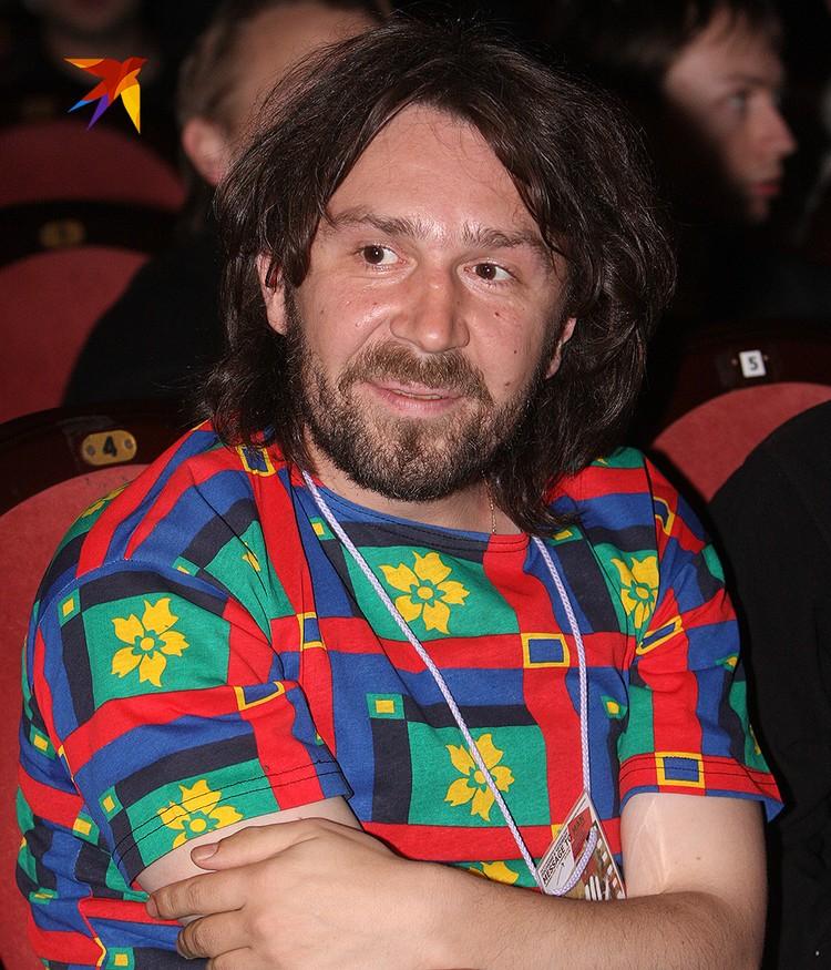 Сергей Шнуров в 2009 году.