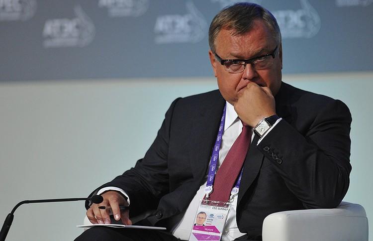 Если наступит кризисный вариант, у нас есть план, как защитить вкладчиков, - пообещал председатель правления ВТБ Андрей Костин
