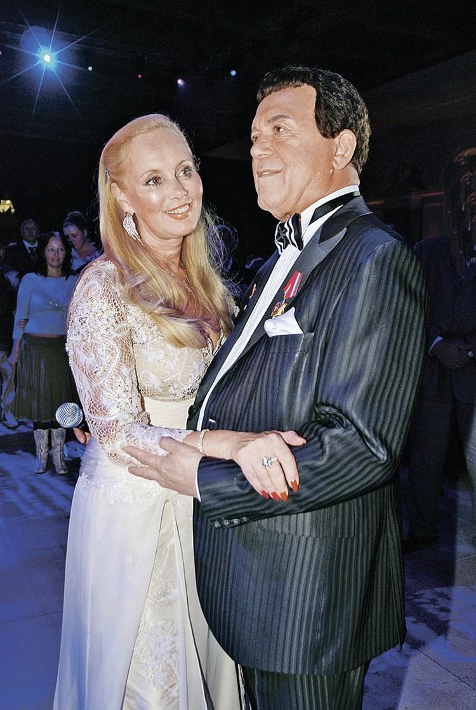 47 лет продлился счастливый брак Иосифа Давыдовича и Нели Михайловны.