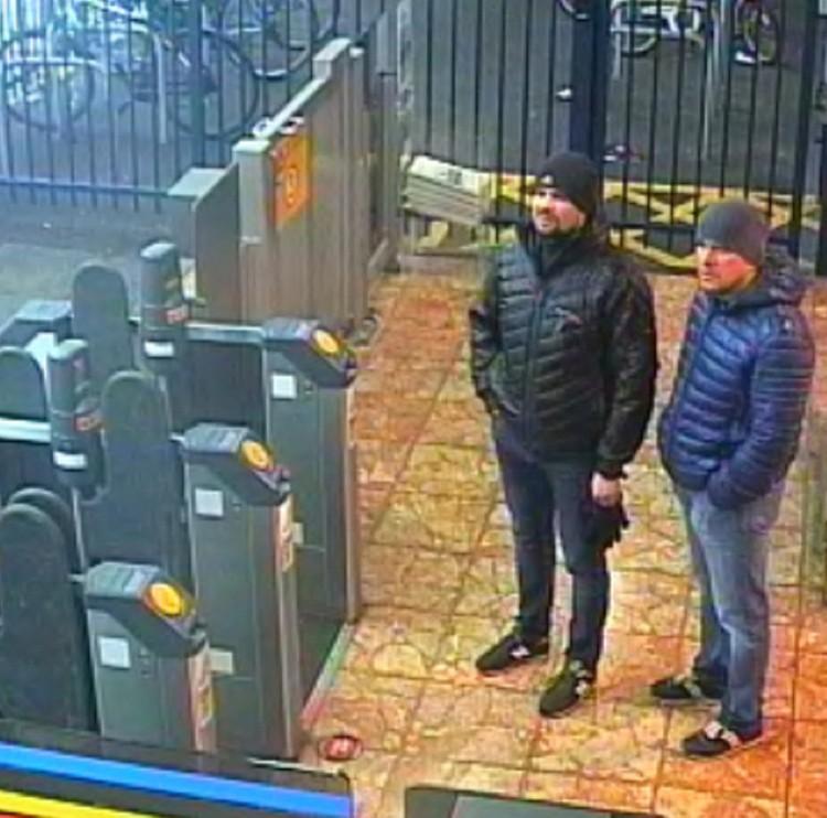 По данным полицейских, Петров и Боширов прибыли в Лондон 2 марта прямым рейсом из Москвы