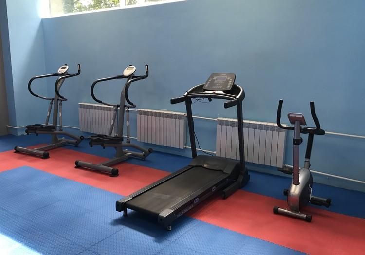 В тренажерный зал уже закуплено самое современное и функциональное оборудование для тренировок всех групп мышц. Фото: timacad.ru