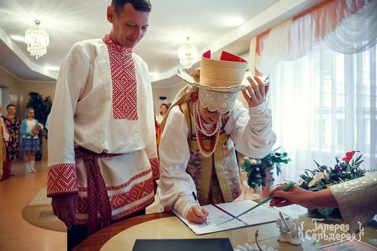 Тот самый неловкий момент... Фото: Надежда Семченко