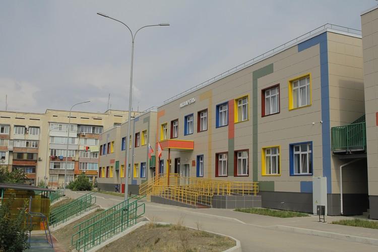 В Севастополе открываются тысячи новых мест в детсадах. Очереди среди малышей в возрасте от 3 до 7 лет больше нет. Фото: sevastopol.gov.ru