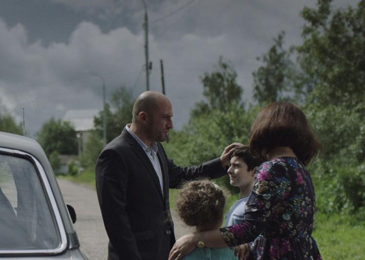 Герой Нагиева искал понимания у тех, по чьей вине погибла его семья. Но так и не нашел...