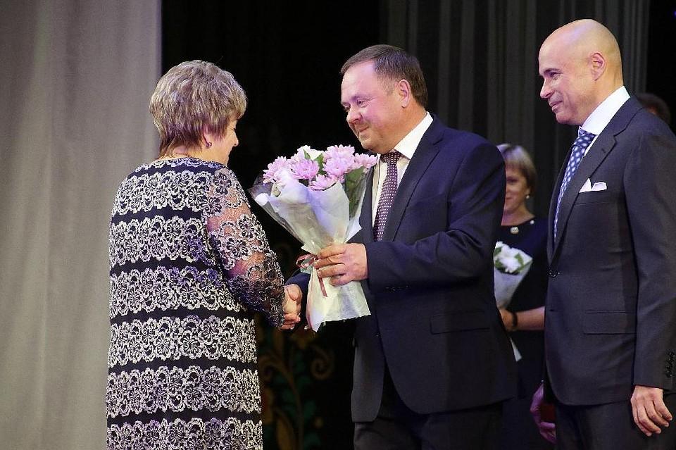 Поздравления губернатора липецка