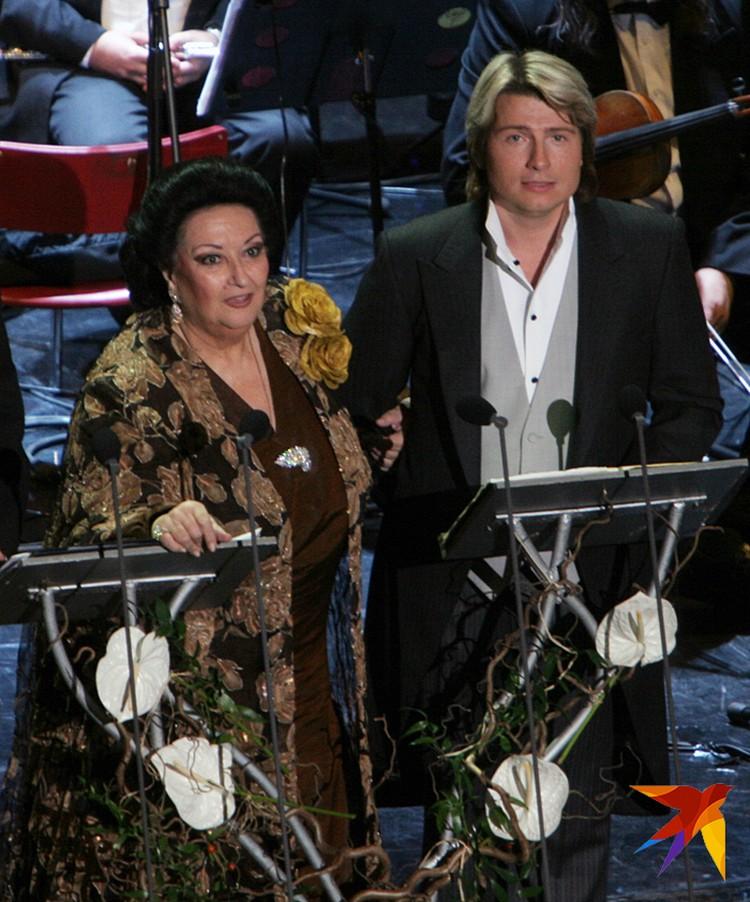 Певица не раз приезжала с выступлениями в Россию