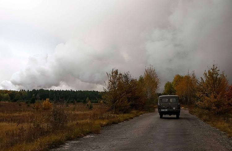 Власти перекрыли все железнодорожные и автомобильные дороги в радиусе 20 километров