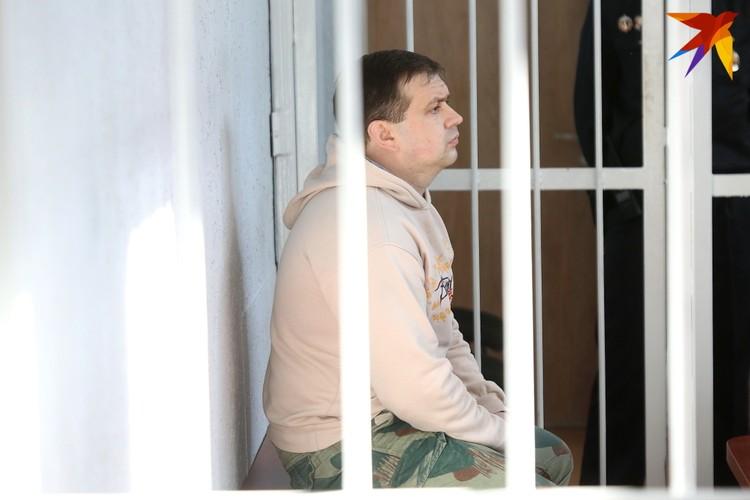 Белорус Сергей Сергеев раньше был судим за кражу и незаконный оборот наркотиков.
