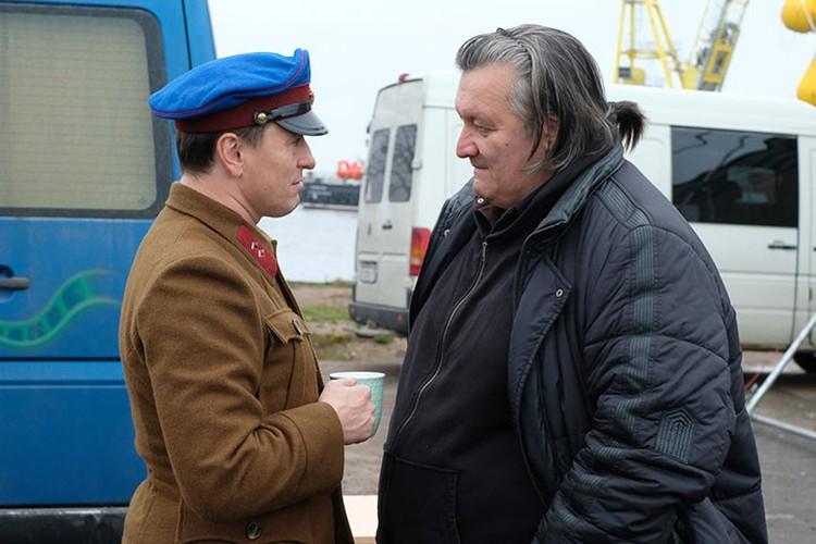 С Велединским Безруков знаком еще со времен «Бригады».