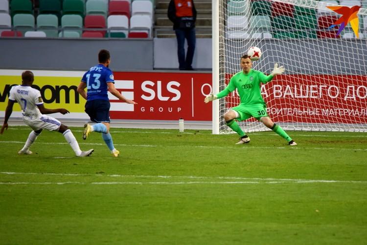 Фатаи забил из положения вне игры.