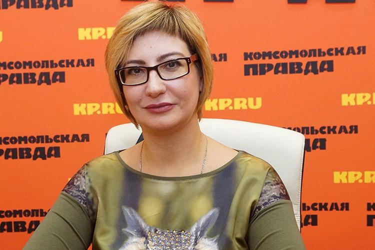 Ирина Шафиева