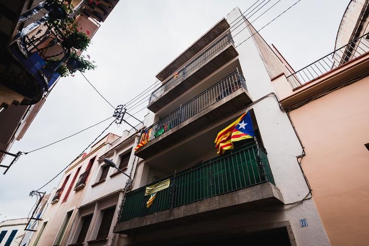 Жилой дом в Барселоне