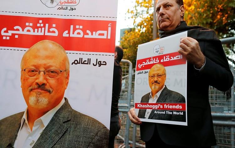 Хашокджи 2 октября вошел в здание генконсульства Саудовской Аравии в Стамбуле, после чего исчез.