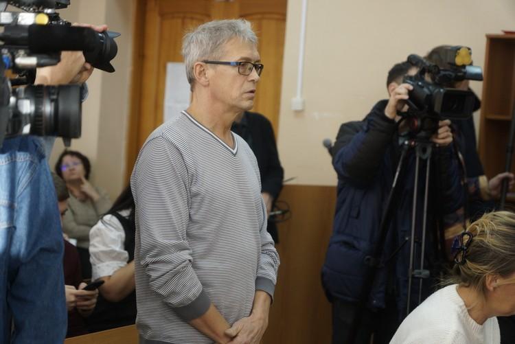 Отец Юлии Андрей Прокопьев