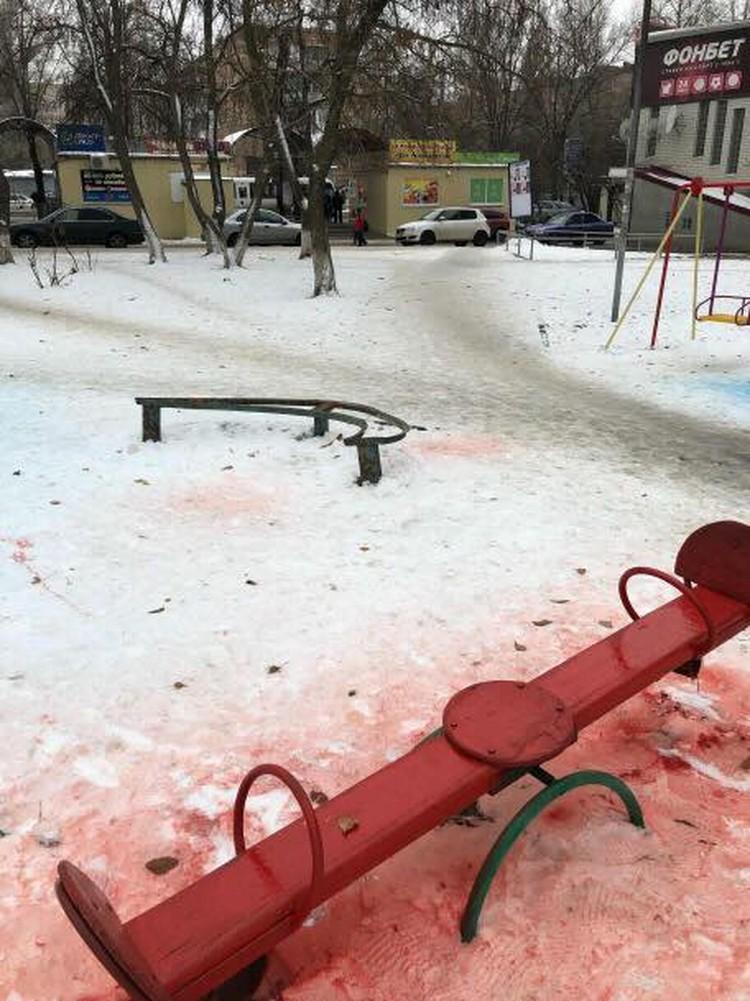 Некоторые ростовчане уже назвали случившееся «безумием». Фото: предоставлено читателем.