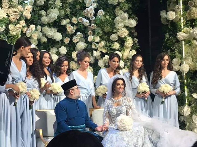 Эту свадьбу не обсуждает только ленивый