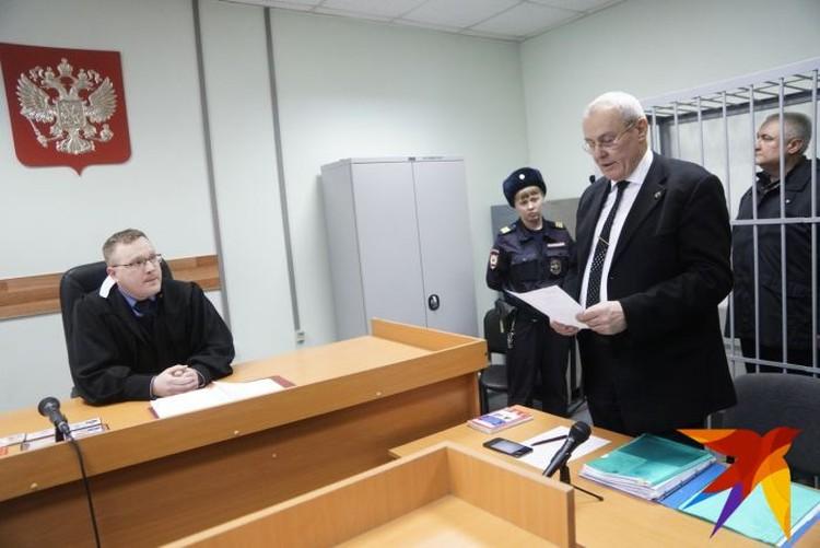 Адвокат Миронова ходатайствовал о внесении залога.