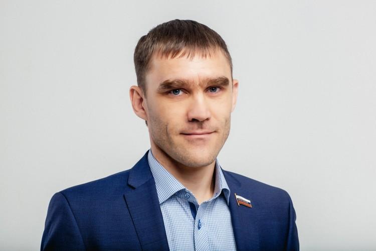 Юрий Фоломкин.