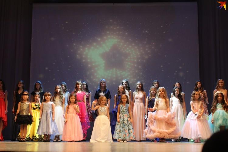 21 декабря выберут Юную Мисс Тверь-2019