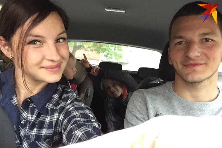 """""""Андрей не мог лихачить, когда в машине были жена и дети, он их очень берег"""", - считают друзья погибшего футболиста. Фото: социальные сети."""