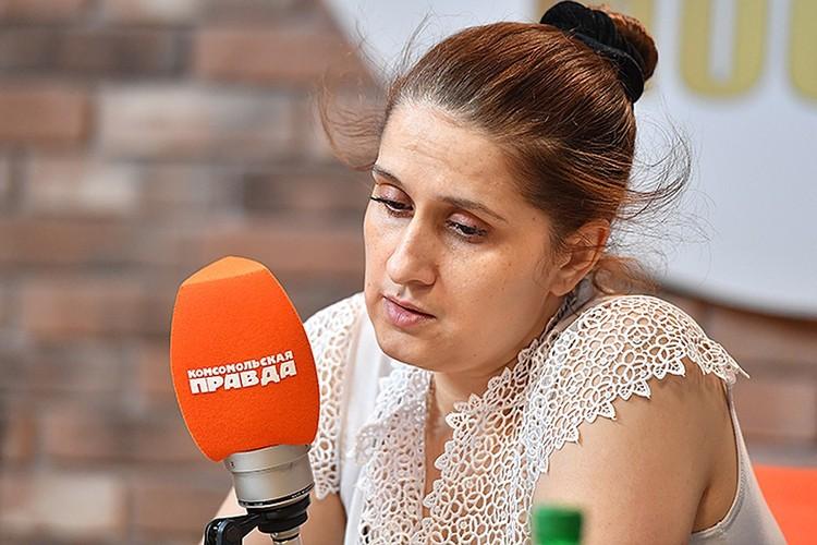 Аурелия Дундук.