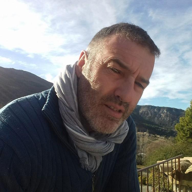 Активист «Жёлтых жилетов» Кристоф Шаленсон