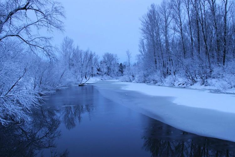 «Нургуш» испещрен озерами-старицами. Фото: vk.com/public_nurgush