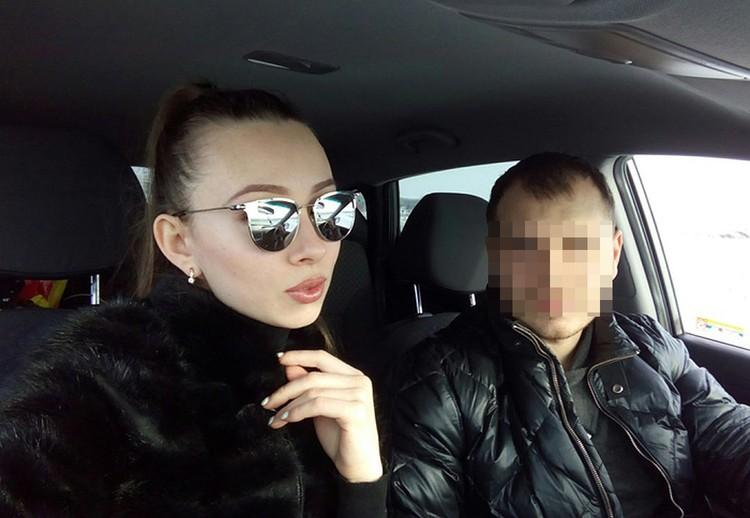 Хозяин квартиры с женой. Фото: личная страничка в соцсети