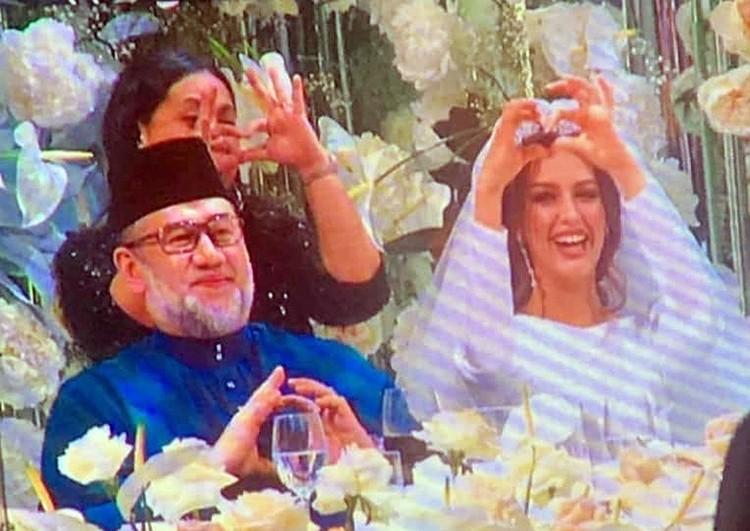 «С какой любовью они друг на друга смотрели!»: Гостья свадьбы короля Малайзии и «Мисс Москва 2015» рассказала о банкете на Рублевке.