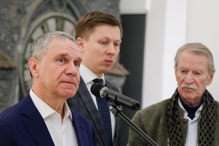 Федор Туркин