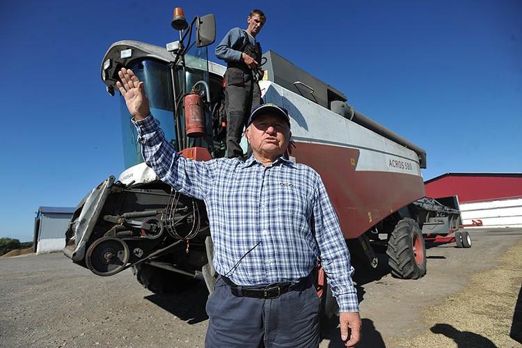 В позапрошлом году 600 тысяч фермерских хозяйств перестали существовать в России