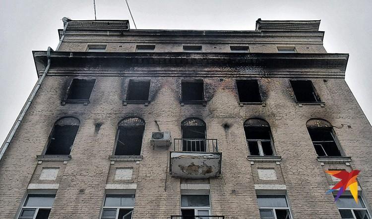 Жертвами страшного пожара стали семь человек.