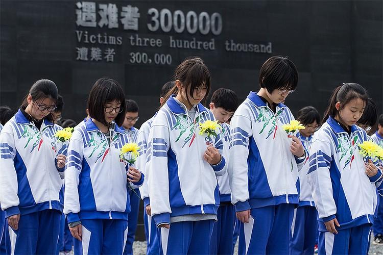 В Китае ежегодно проводятся массовые мероприятия памяти жертв Нанкинской резни.