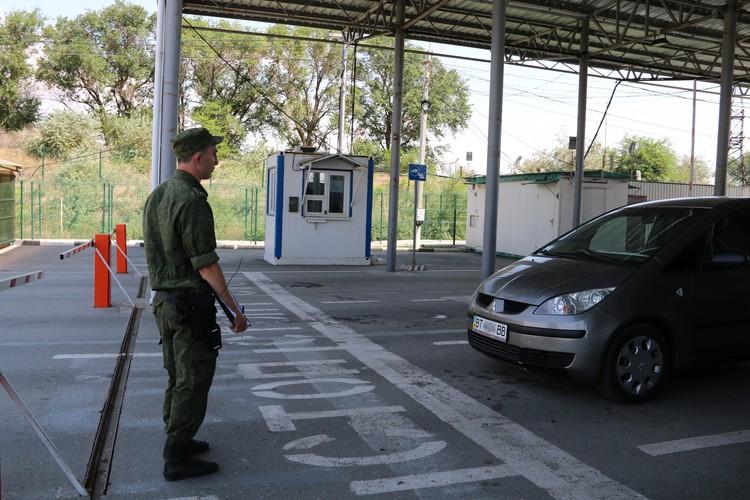 Никаких ограничений на пересечение госграницы у Горбенко не было