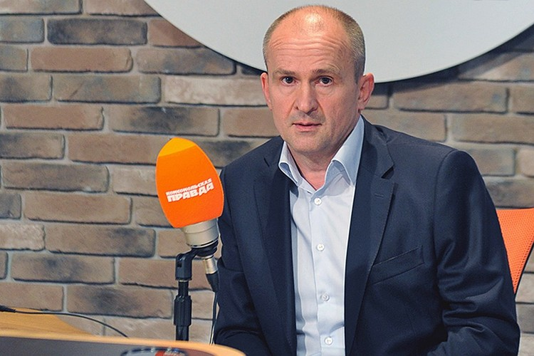 Михаил Клейменов согласился дать интервью журналистке «Комсомольской правды» Дине Карпицкой